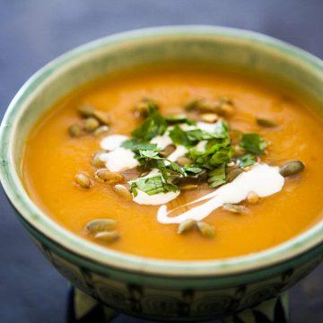 Fairytale Pumpkin Soup